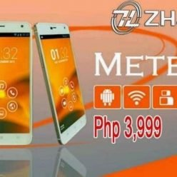 ZH&K Meteor MT6582 Android 4.4.2 Official Firmware Flash Files