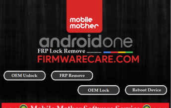 Android One FRP Lock Remove Tool