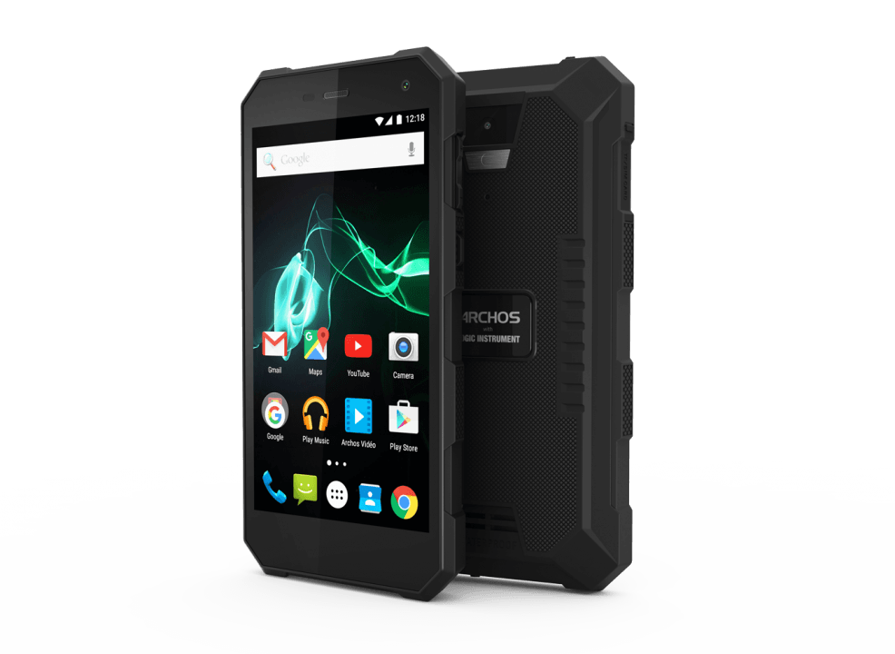 Archos 50 Saphir MT6737T Official Firmware Flash Files