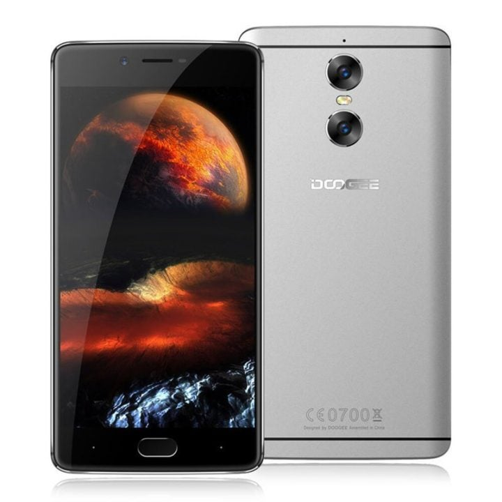 Doogee Shoot 1 MT6737T Android 6.0 Official Firmware Flash Files