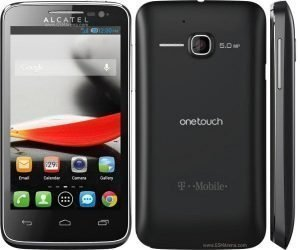 Alcatel OneTouch Evolve 5020T Firmware