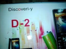 Discoveri-y D-2 Firmware