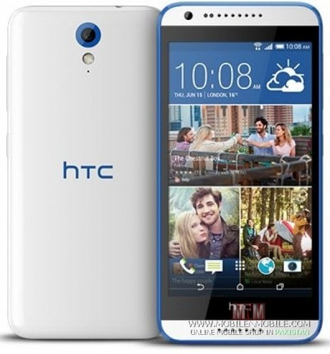 HTC Desire 620G MT6592 Official Stock Firmware