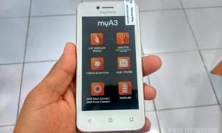 MyPhone MYA3 Android 6.0 Flash Files