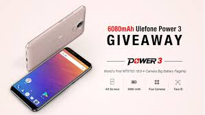 Ulefone Power 3 MT6763 Android 7.1.1 Flash Files