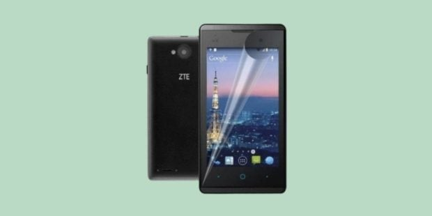 How To Flash ZTE Blade Q1 Firmware File [Stock ROM] | Aio