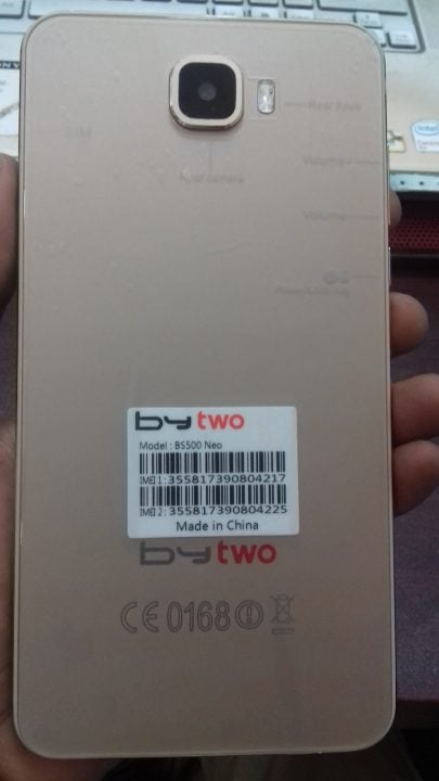 Bytwo BS500 Mega MT6580 Android 5.1 Flash Files