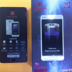 Qnet Levin V2 MT6580 Android 6.0 Flash Files