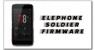 Elephone Soldier Firmware