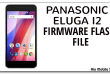 Panasonic Eluga I2 Firmware Flash File [Stock ROM]