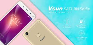 Vsun Saturn Selfie Firmware Nougat Flash File [Frp Reset
