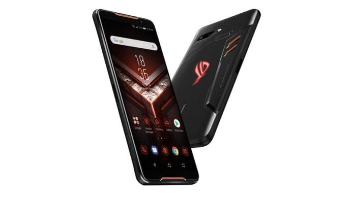 Asus ROG Phone Firmware Flash File [ZS602KL ROM]