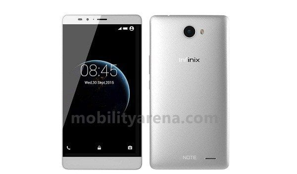 Infinix X609 Firmware Flash File [MT6580 ROM]