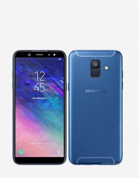 Samsung SM-A600U Combination File [A6 2018]
