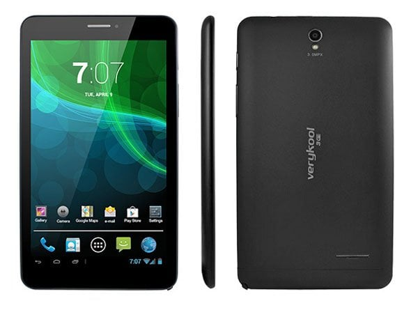 Verykool T742 Firmware Flash File [Stock ROM]