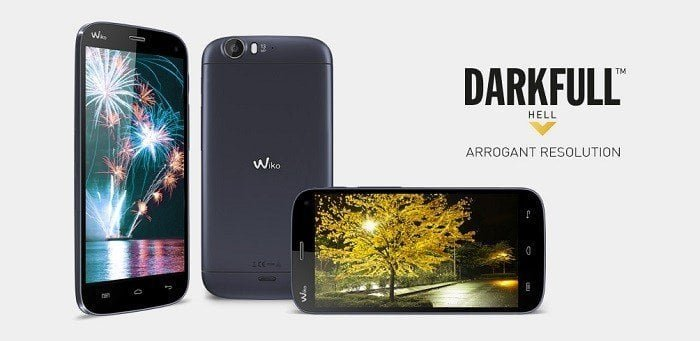 Wiko DarkFull Firmware Flash File [Stock ROM]