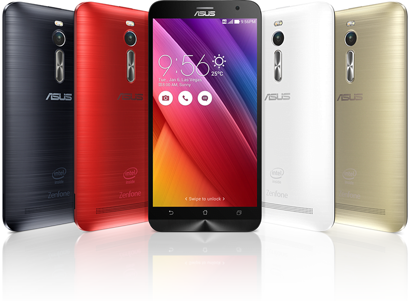 ASUS ZenFone 2 ZE550ML Firmware Flash File [Stock ROM]