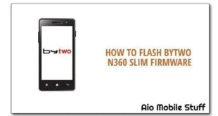 Bytwo N360 Slim Firmware Flash File Stock ROM