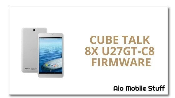 How To Install Stock Rom On Cube U83 Firmware Flash File
