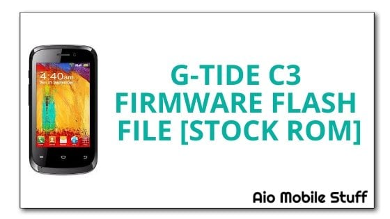 Flash file] alcatel one touch pop c3 4033a firmware download.