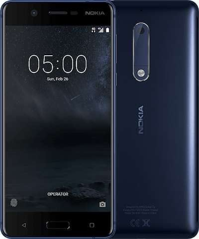Nokia 5 received an upgrade to Android 9 0 Pie | Aio Mobile