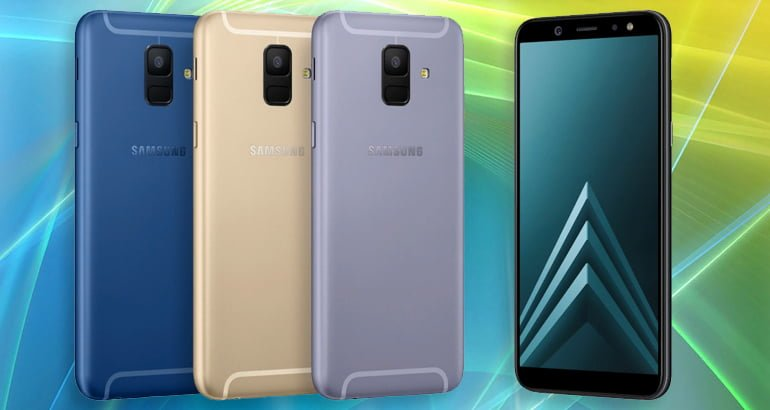 Comparison of Galaxy A8+ and A6+ 2