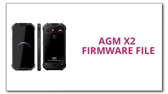 AGM X2 Firmware