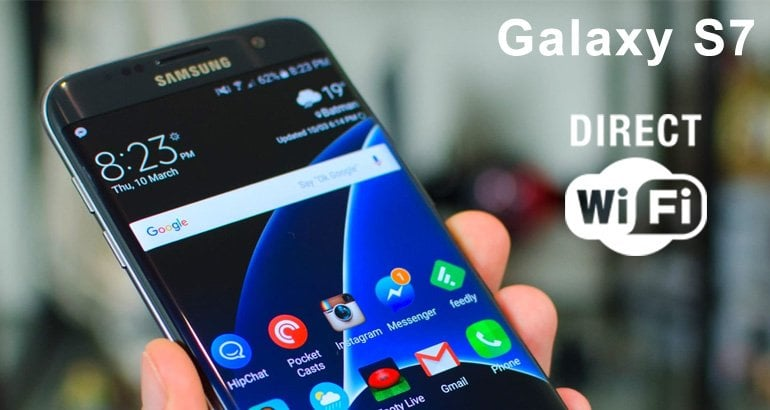 How to Use WiFi direct on Samsung to transfer files 3
