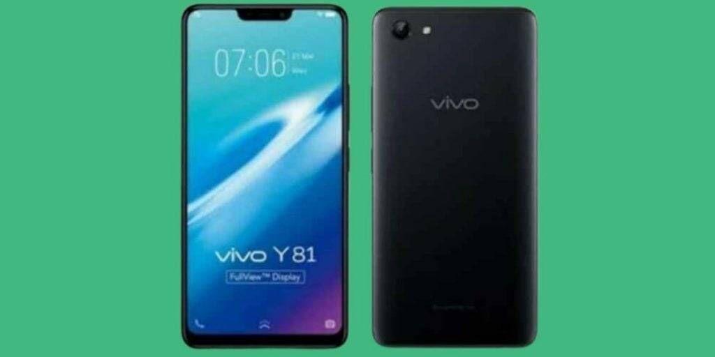 Vivo y81 firmware download