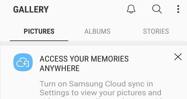 How To Use Samsung Cloud App 3