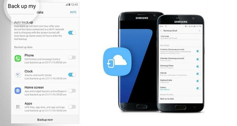 How To Use Samsung Cloud App 2