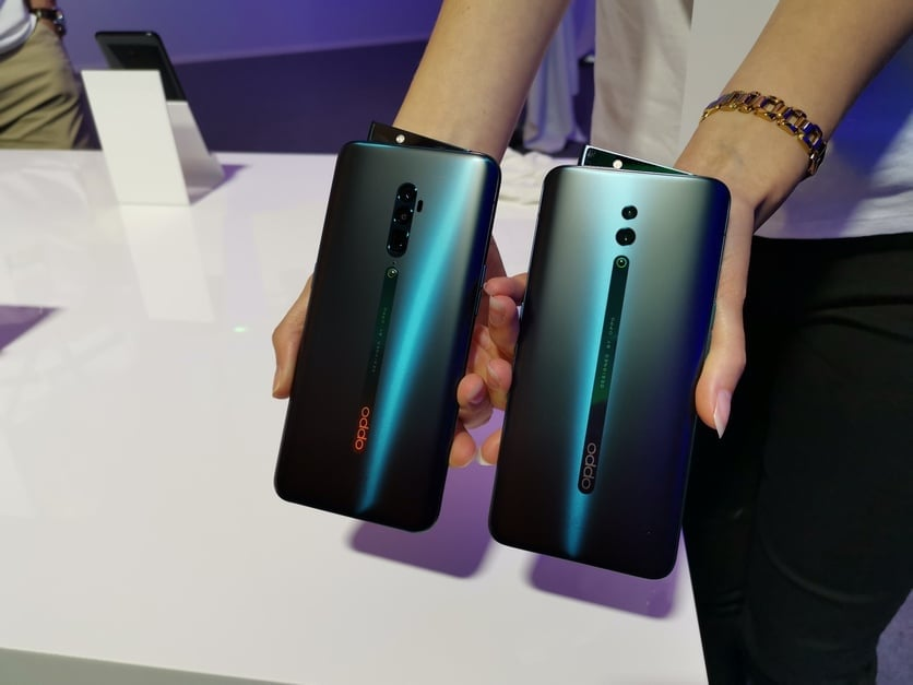 OPPO Reno Prices and Photo Samples
