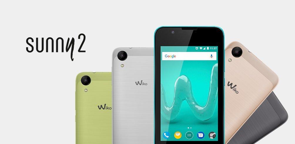 Wiko Sunny 2 Firmware