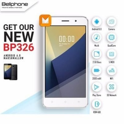 Bellphone BP 326 Firmware