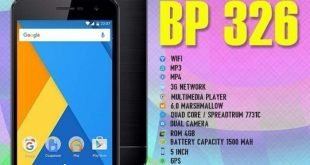 Bellphone BP 326 Forte Firmware