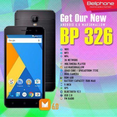 Bellphone BP 326 Forte Firmware