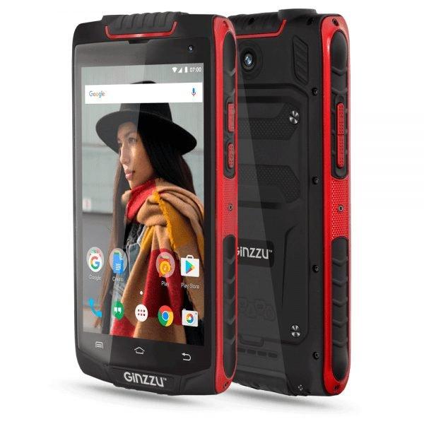 Ginzzu RS8501 Firmware