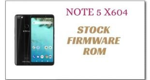 Infinix Note 5 X604 Firmware