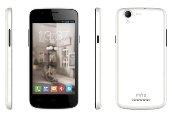 Mito A250 Firmware