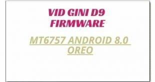 Vid GINI D9 Firmware