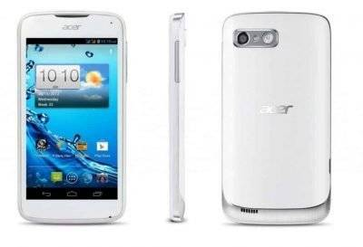 Acer Liquid Gallant E350 Firmware