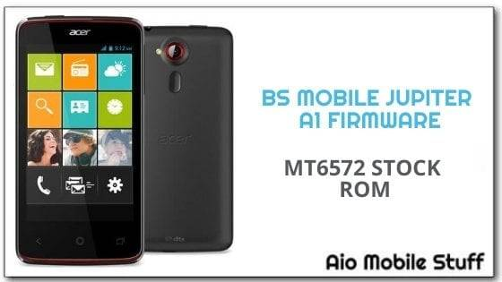 Acer Liquid Z4 Firmware File [MT6572 Stock ROM] | Aio Mobile