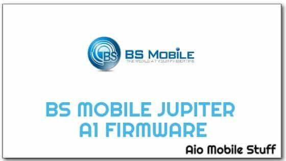 BS Mobile Jupiter A1 Firmware