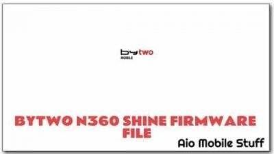 Bytwo N360 Shine Firmware