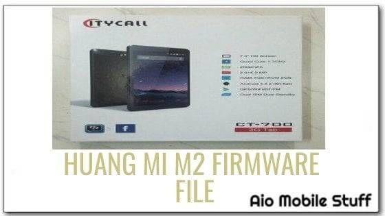Citycall CT-700 Firmware