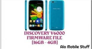 Discovery V6000 Firmware File