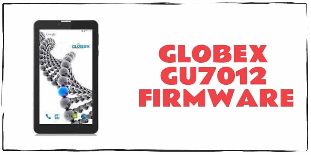 Globex GU7012 Firmware
