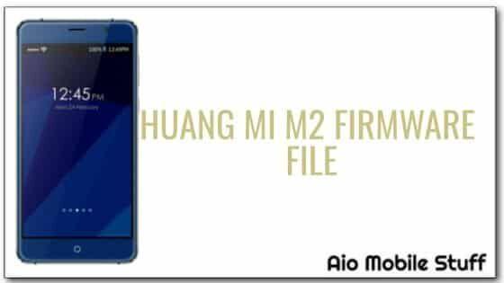 Huang Mi M2 Firmware