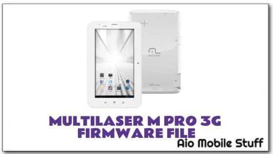 Multilaser M Pro 3G Firmware File