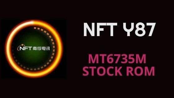 NFT Y87 Firmware
